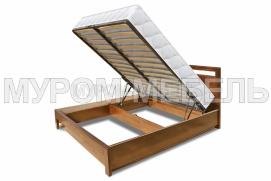 Критерии подбора кровати с подъемным механизмом