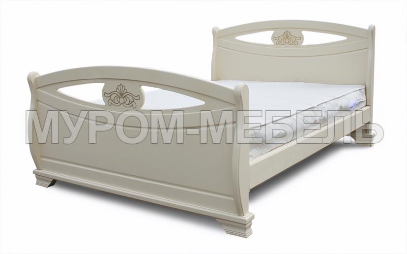 Здесь изображено Кровать Эльза