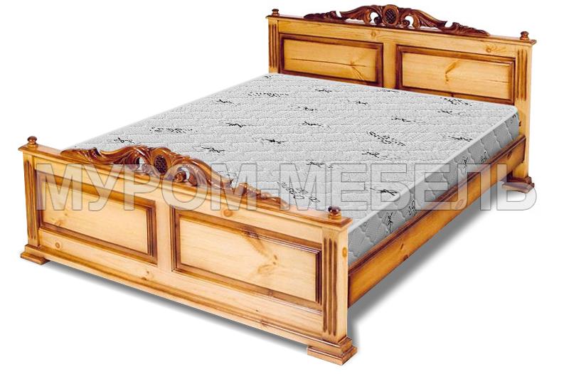 Здесь изображено Кровать Моника