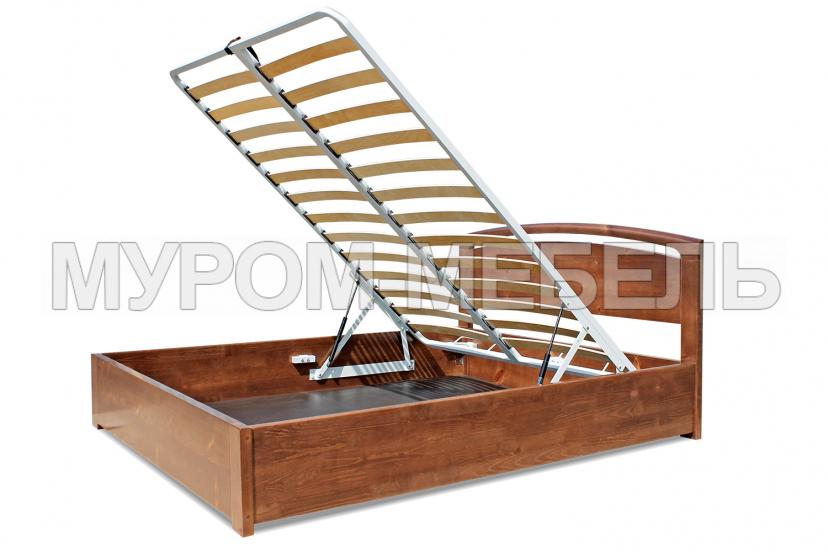 Здесь изображено Бескаркасный подъёмный механизм