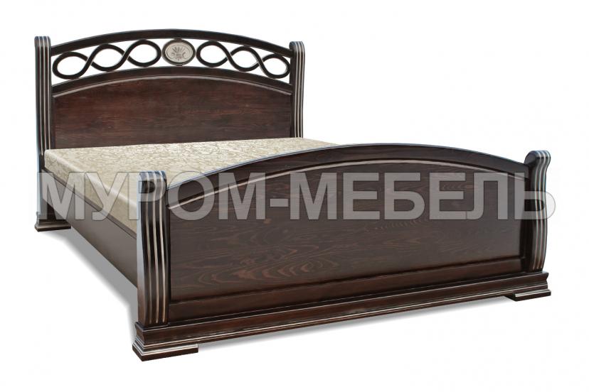Здесь изображено Кровать Сиена