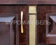 Здесь изображено Комод дверка и ящики из серии