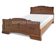 Здесь изображено Кровать Крокус-2