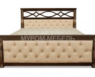Здесь изображено Кровать Петергоф