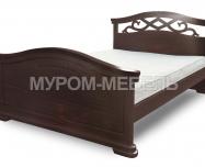 Здесь изображено Кровать Вирджиния