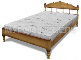 Здесь изображено Кровать Резная (тахта)
