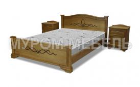 Здесь изображено Кровать Соната
