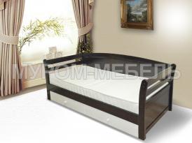 Здесь изображено Кровать Верона из дерева