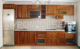 Здесь изображено Кухня Классика