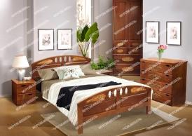 Здесь изображено Спальный гарнитур Галатея