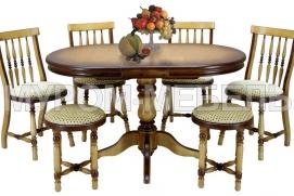 Что выбрать для кухни: уголок или стол со стульями?
