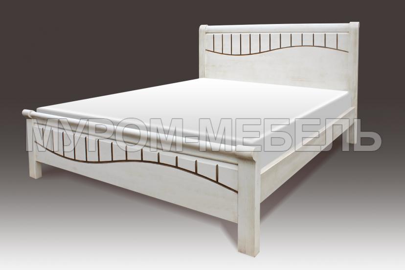 Здесь изображено Кровать Бруклин