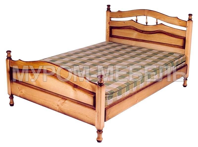 Здесь изображено Кровать Исида