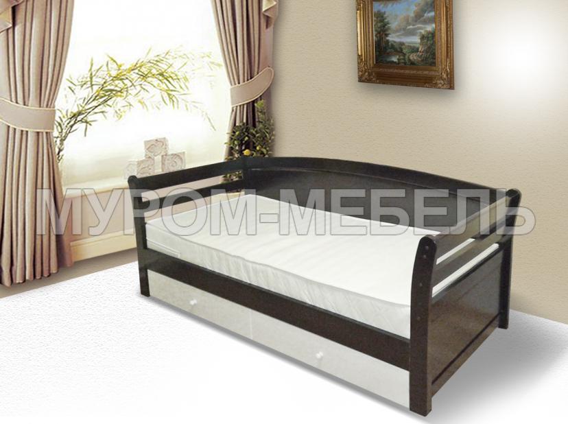 Здесь изображено Кровать Верона
