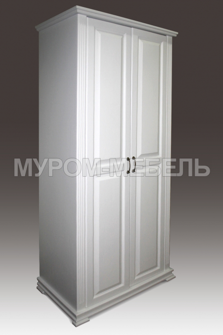 Здесь изображено Шкаф Венеция 2-х створчатый