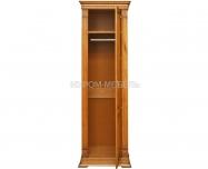Здесь изображено Шкаф для одежды Флоренция-1