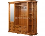 Здесь изображено Шкаф для прихожей Флоренция-1