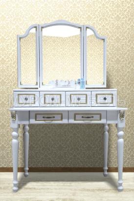 Здесь изображено Дамский столик Оливия